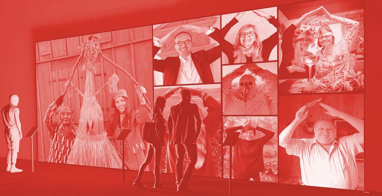 Lively Exhibition - die lebendige Ausstellung