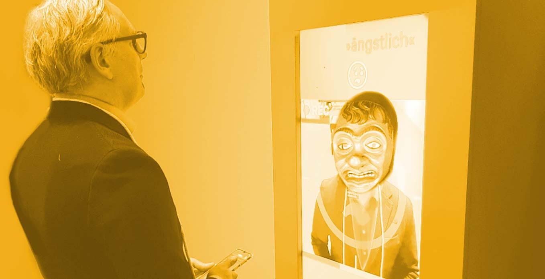 KI Gesichts- und Maskenscanning