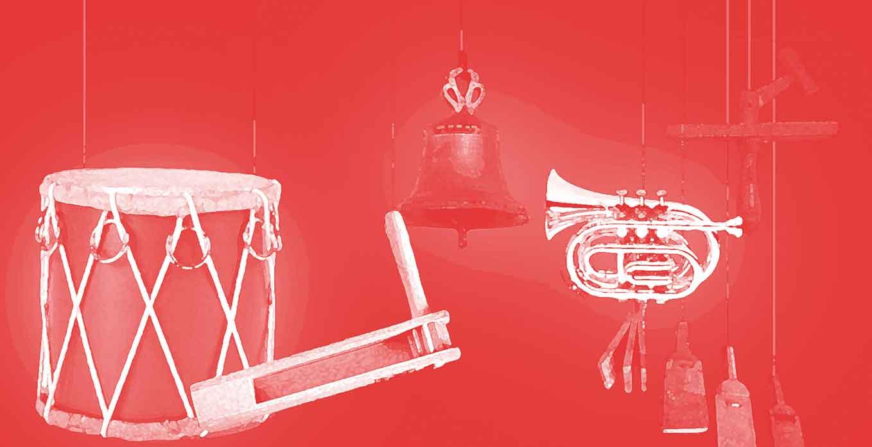 Musik und Krach